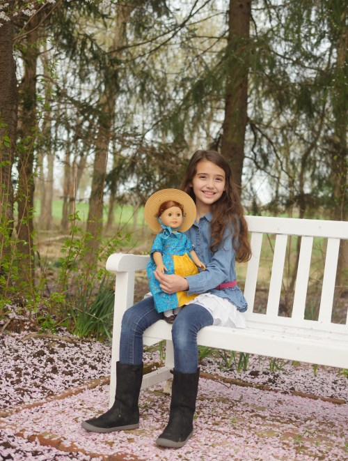 Celebrating Independence with the Felicity American Girl Doll - Theresa's Reviews