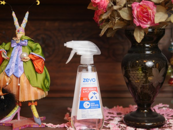 #ad Bug spray this smart is way smarter than bugs! @zevoinsect - Theresa's Reviews #WaySmarterThanBugs
