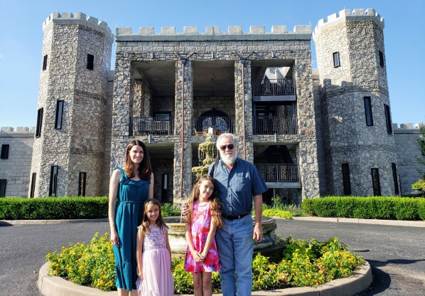 Spending a Night in the Majestic Kentucky Castle - Theresa's Reviews