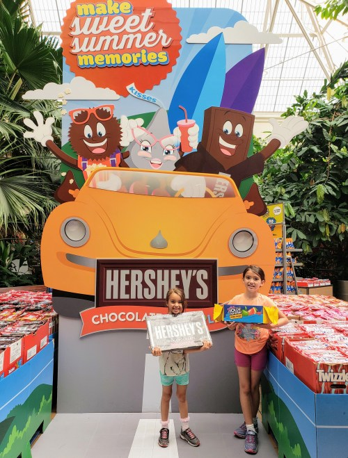 Weekend Family Getaway to Hershey and Harrisburg - Hershey Park - Theresa's Reviews
