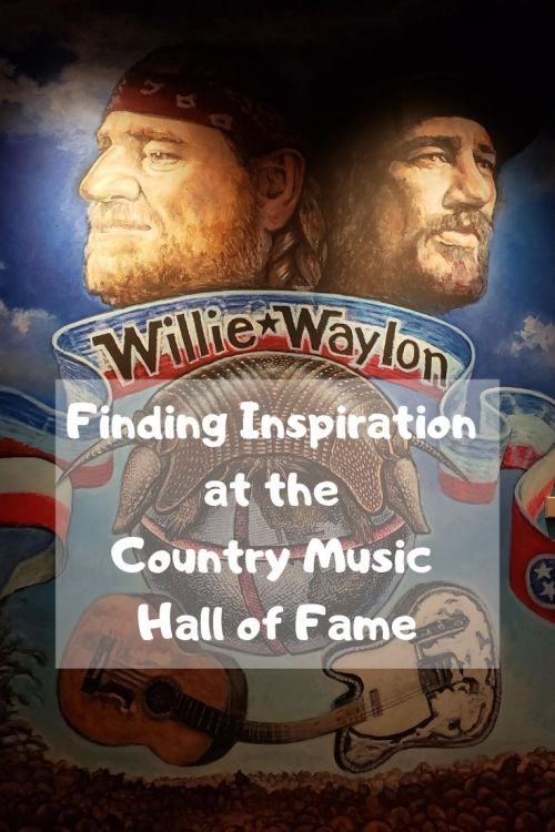 Finding Inspiration at the Country Music Hall of Fame - Theresa's Reviews