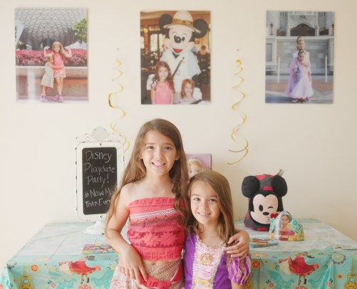 Our Casual Summertime Disney Playdate Party - JAKKS Pacific Princess Dress - Theresa's Reviews #NowMoreThanEver
