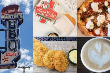Road Trip Food: Maryland to Nashville - Theresa's Reviews