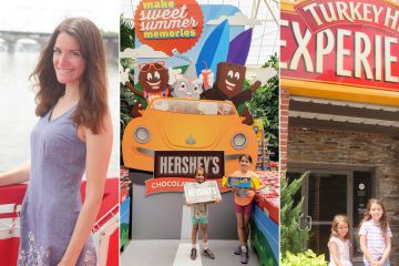Weekend Family Getaway to Hershey and Harrisburg - Pride of the Susquehanna Riverboat Cruise, Hershey Park, Turkey Hill Experience, Weightlifting Hall of Fame - Theresa's Reviews
