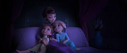 Frozen 2: Mom & Daughter Review