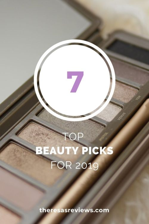 Theresa's Reviews Top Beauty Picks for 2019