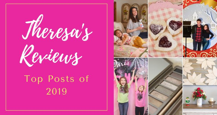 Theresa's Reviews Top Posts of 2019