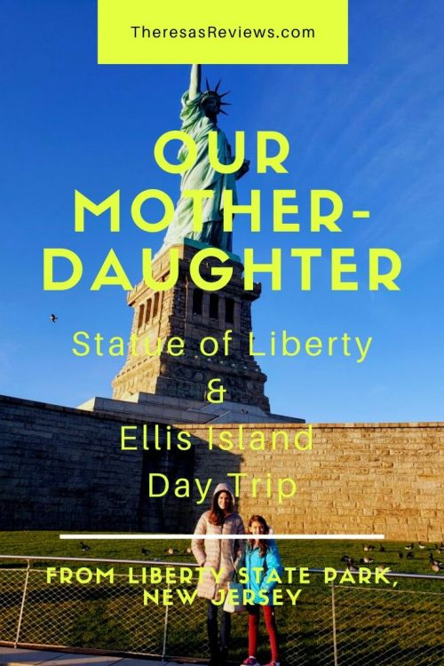 Our Mother-Daughter Statue of Liberty & Ellis Island Day Trip