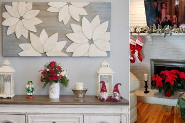 How to Decorate for a Cozy, Cottage-Inspired, Farmhouse Christmas