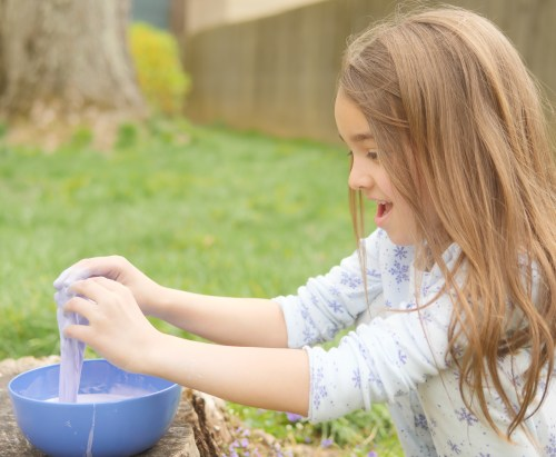 Make Oobleck Right Now with Common Household Items