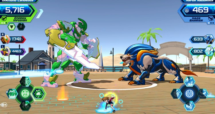Bakugan: Champions of Vestroia Launch Trailer