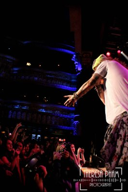 MODSun at the House of Blues Chicago in November of 2012