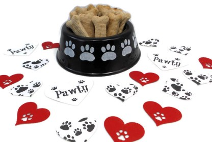 Dog Party Table Confetti
