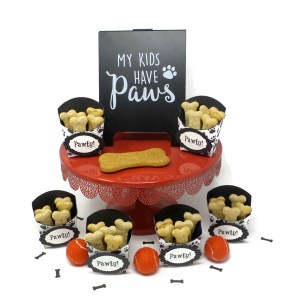 Dog Pawty Favors