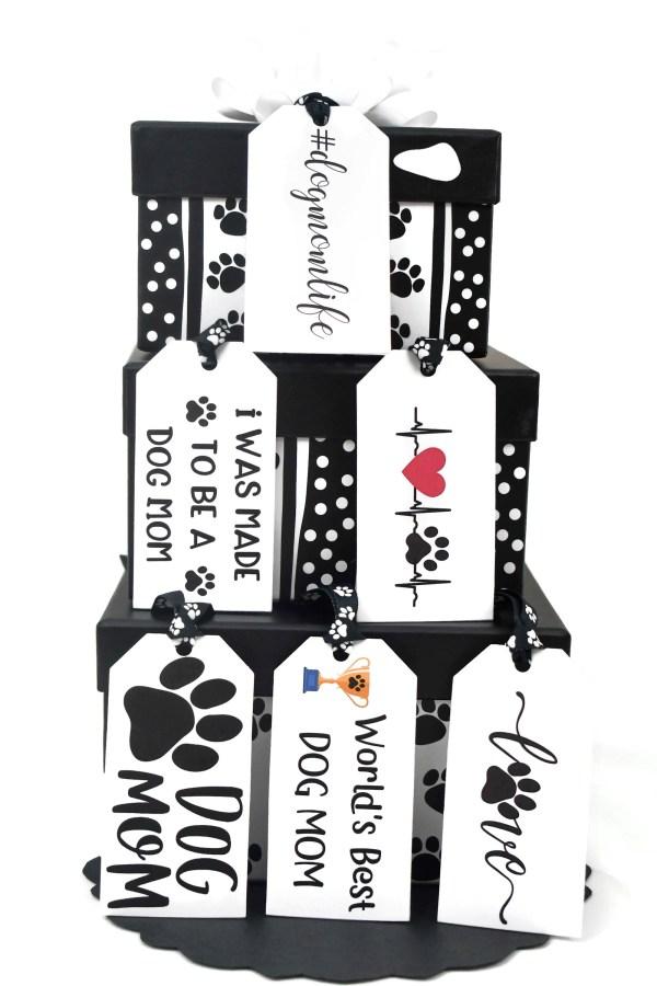 Dog Mom Gift Tags