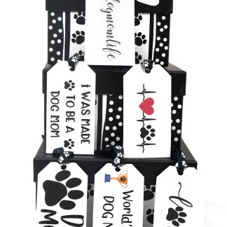 Dog Mom Gift Tags