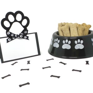 Dog Party Place Cards