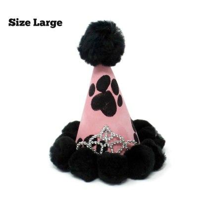 Dog Birthday Hats, Dog Party Hats, Misfit Manor Shop, Gotcha Day, Dog Adoption Party
