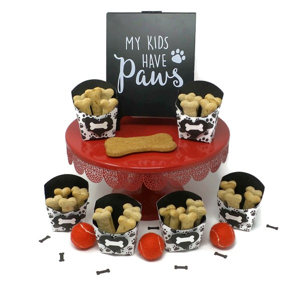 Dog Birthday Party Favors