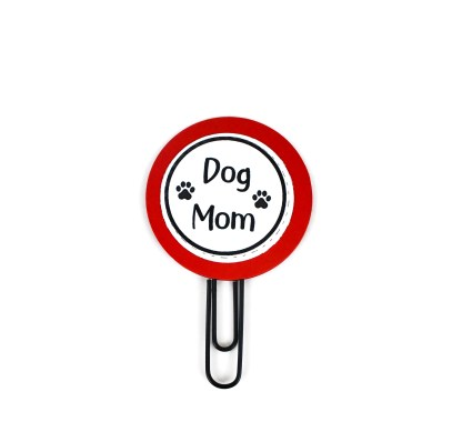 Dog Mom Planner Accessories, The Misfit Manor Shop