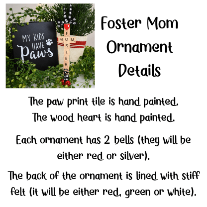 Dog Foster Mom Gift