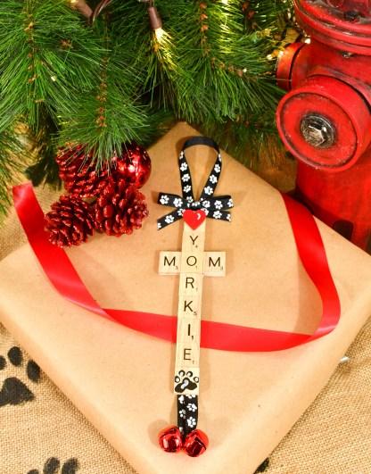 Yorkie Lover Ornament