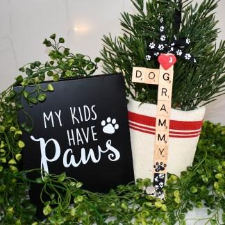 Dog Grandma Gift