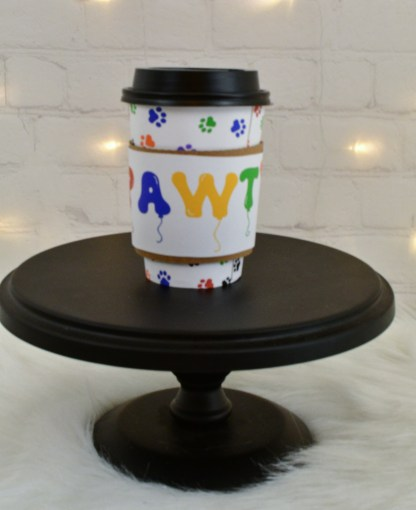 Party Cups - Paw print