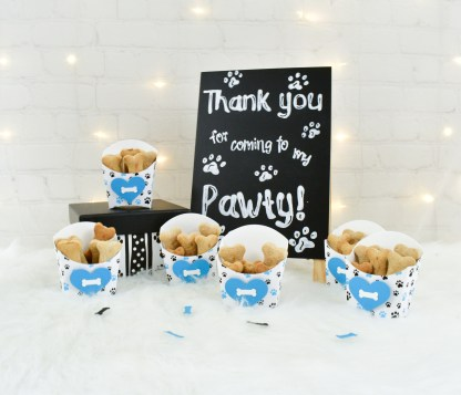 Blue Dog Party Favors