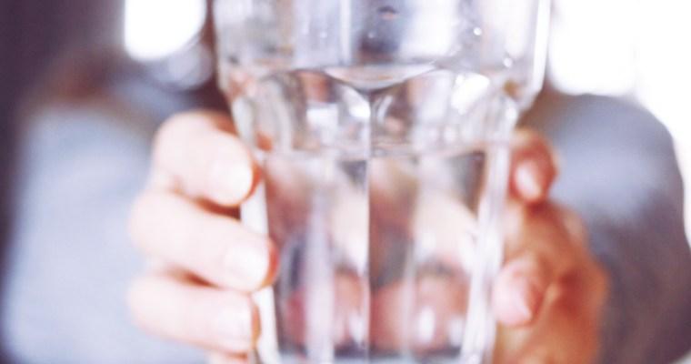 3 litres d'eau par jour