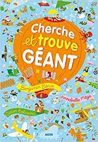 cherche et trouve géant livre thereseandthekids blog suisse maman