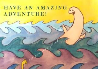 adventure nessy