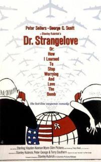 '¿Teléfono rojo? Volamos hacia Moscú' de Stanley Kubrik, Tomi Ungerer