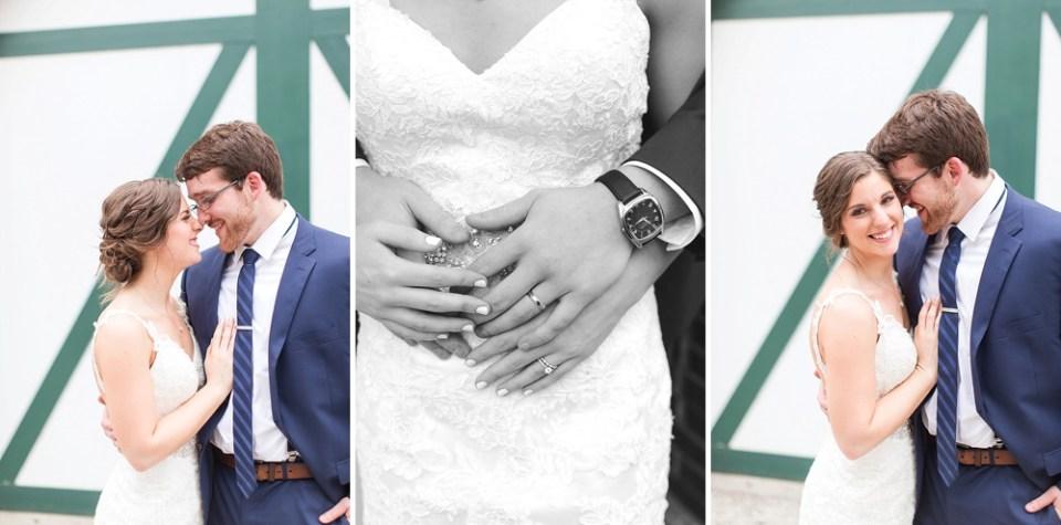 wedding at Illinois State Fairgrounds