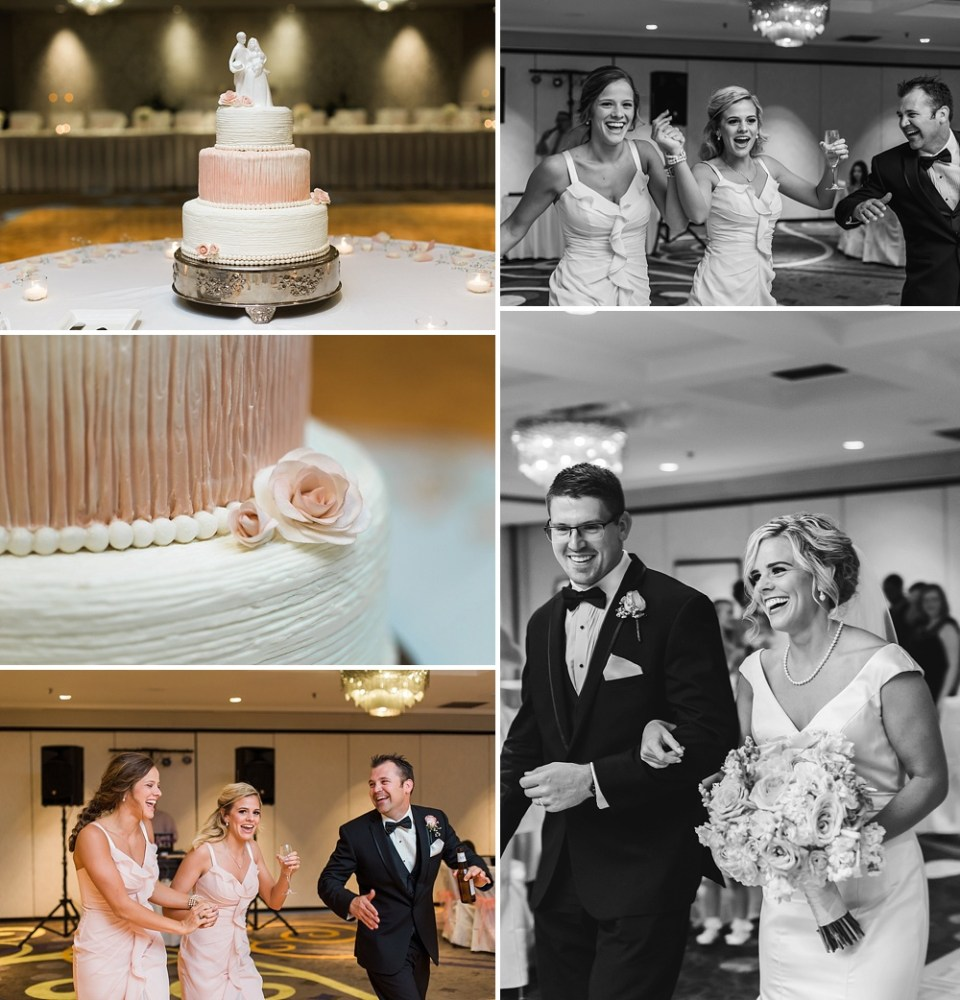 wedding cake at Wyndham City Centre