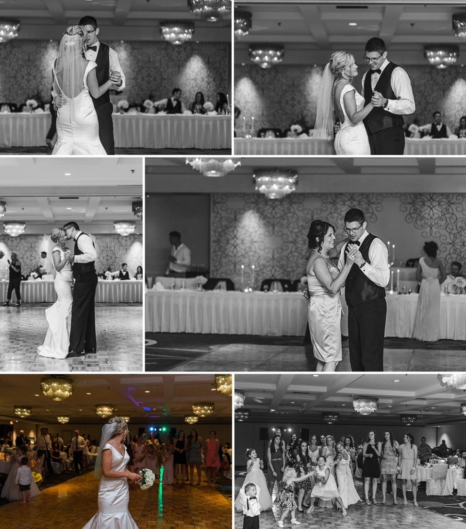 first dances as man and wife