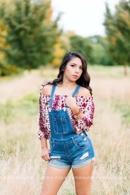 inspired senior photography in East Central Illinois