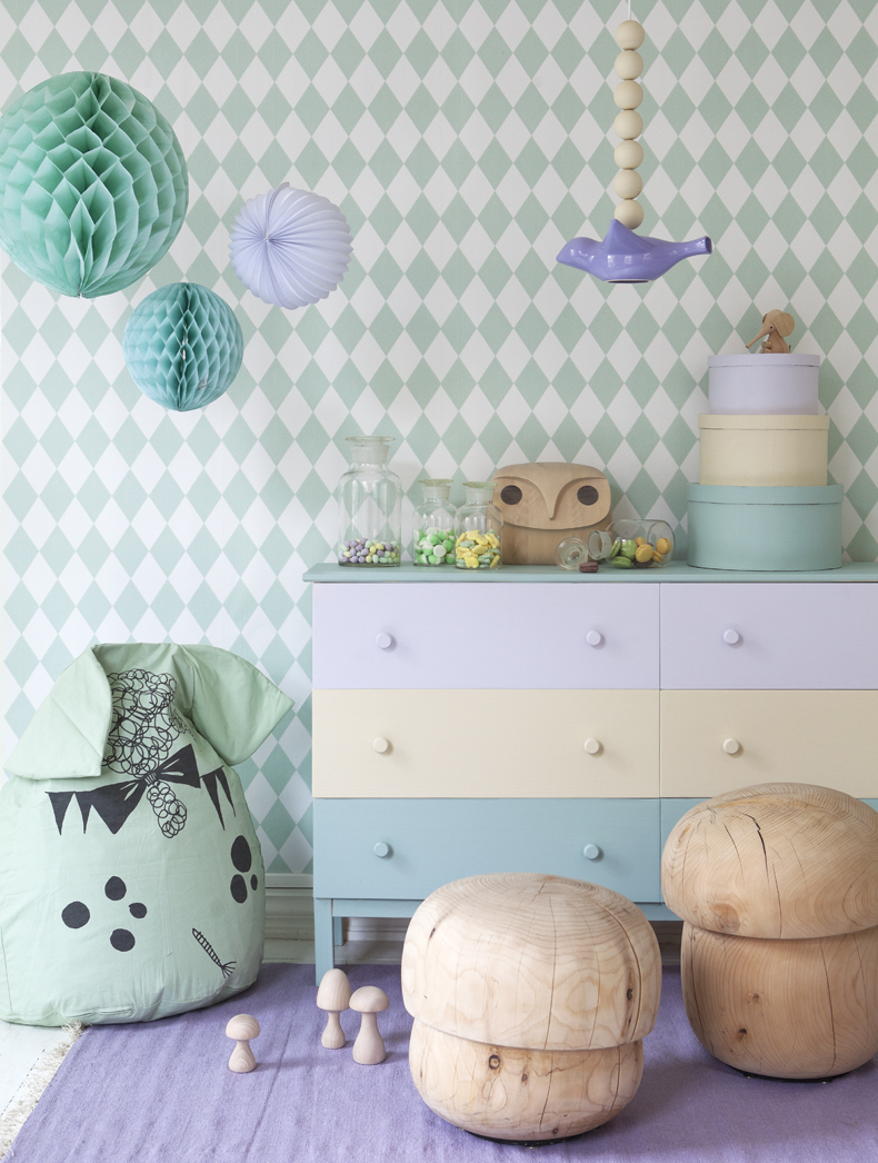 Pastels from Therese Winberg