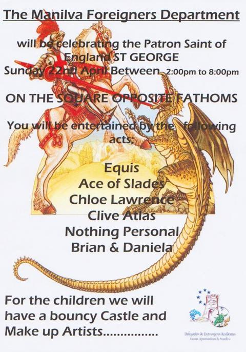 Saint George's Day Concert
