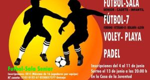Casares 24 hours Sports Tournament