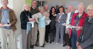 Age Concern volunteers