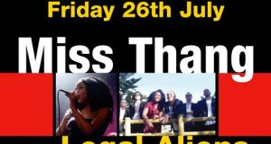 Miss Thang poster