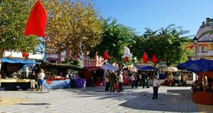 Sabinillas Christmas Market