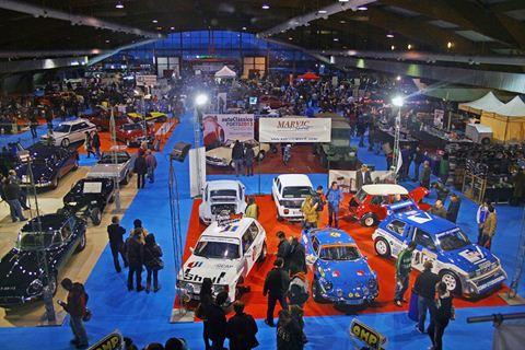 Classic Car Show Malaga