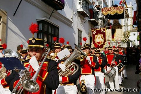 San Roque Magna Procession