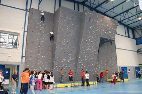 Manilva Climbing Wall