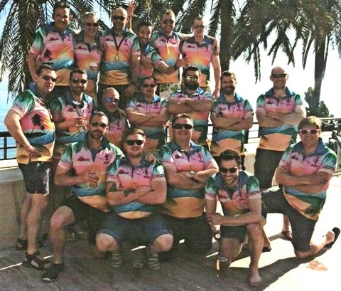 Blackheath Rugby in Marbella