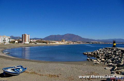 Sabinillas Beach