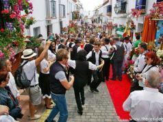 San Isidro celebrations in Estepona