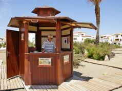 Casares Beach Library